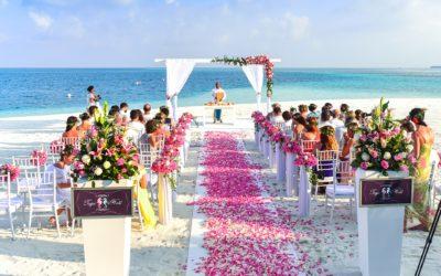 Décoration événementielle pour les mariages