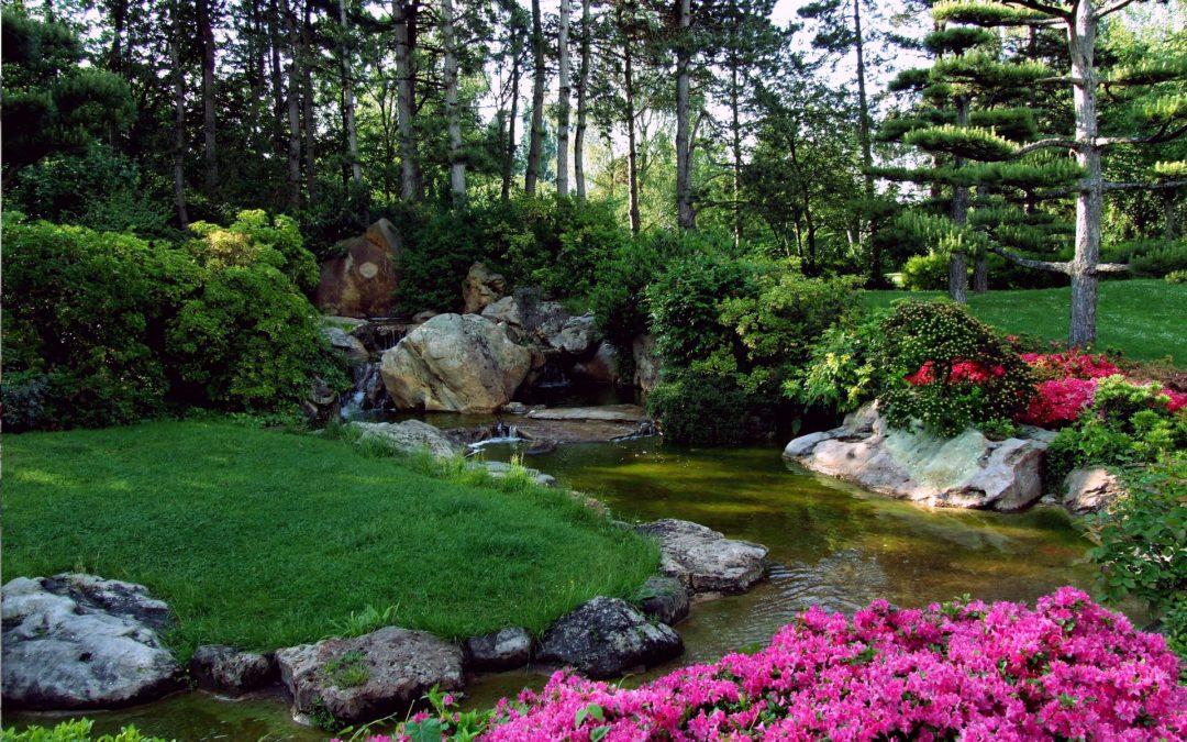 Comment aménager son jardin dans un style Feng Shui ?